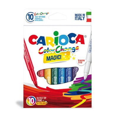 Wholesaler of Rotuladores Carioca Erasable Color Change Magic