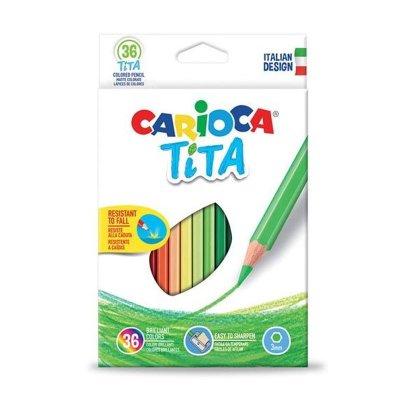 Wholesaler of Set 36 lápices de colores Carioca Tita
