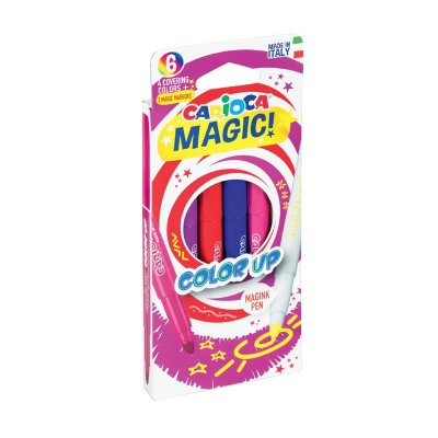 Wholesaler of Set de 6 rotuladores Carioca Magic