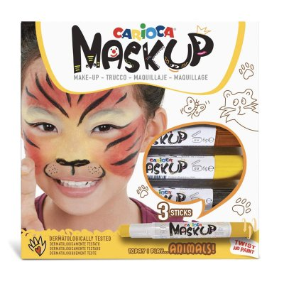 Wholesaler of Set de maquillaje Maskup Carioca Animals