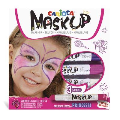 Set de maquillaje Maskup Carioca Princess