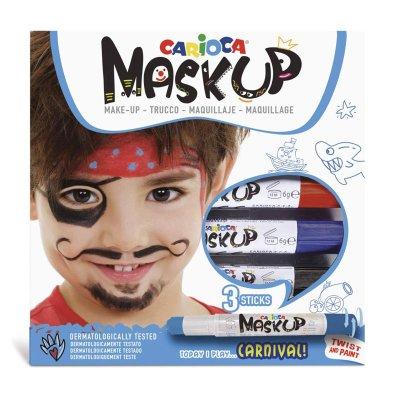 Set de maquillaje Maskup Carioca Carnival