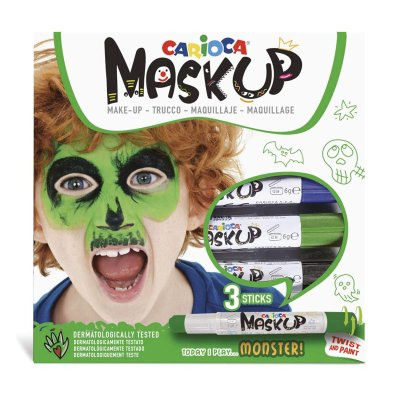 Set de maquillaje Maskup Carioca Monster