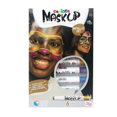Set de maquillaje Maskup Carioca Metallic
