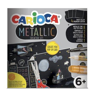 Wholesaler of Set de creación Carioca Metallic