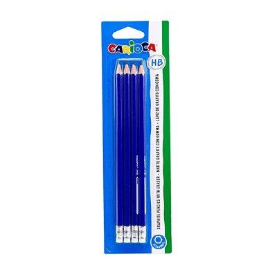 Wholesaler of Set de 4 lápices HB Carioca