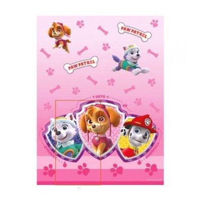 Mantel de mesa de papel 118x180cm Paw Patrol Girls
