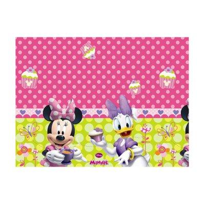 Wholesaler of Mantel de mesa de plástico 120x180cm Minnie & Daisy