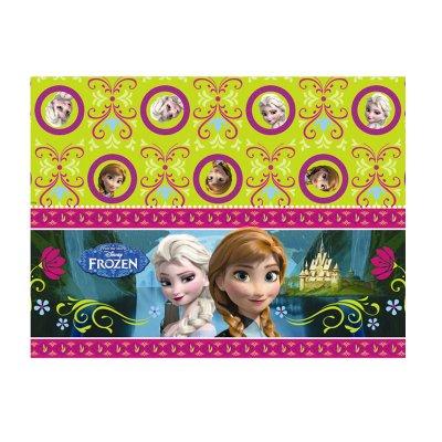 Mantel de mesa de plástico 120x180cm Frozen Disney