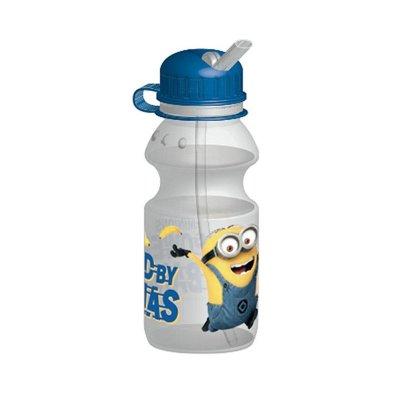 Botella de agua 400ml Minions