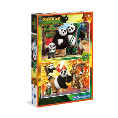 Wholesaler of Kung Fu Panda 3 puzzle 2x20 pieces