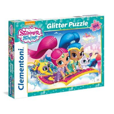 Puzzle Shimmer & Shine 104pzs