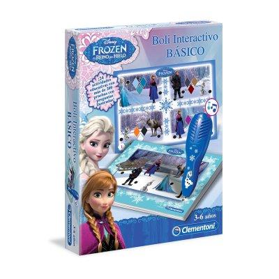 Bolígrafo interactivo básico Frozen Disney 24 actividades