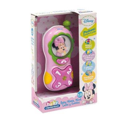 Baby teléfono con sonido Minnie