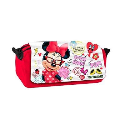 Estuche portatodo con solapa Minnie Mouse