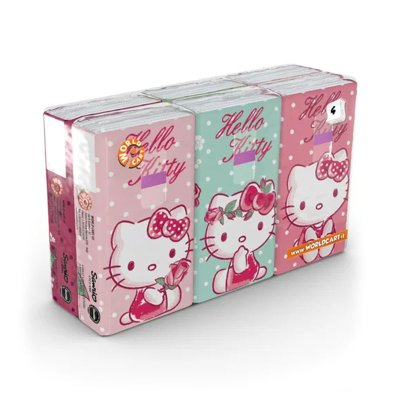 Pañuelos bolsillo Hello Kitty
