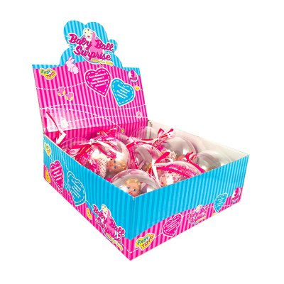 Expositor Baby Ball Surprise Collezione Dolly