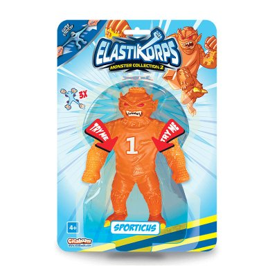 Wholesaler of Expositor Elastikorps Monster Collection 2