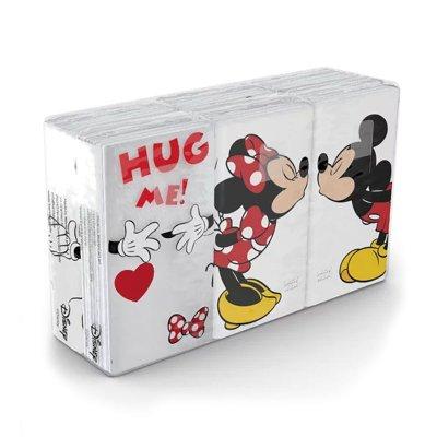 Pañuelos bolsillo Mickey & Minnie