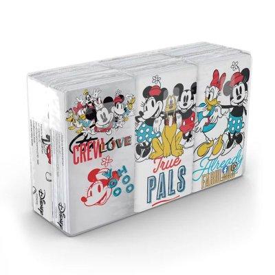 Pañuelos bolsillo Mickey & Friends