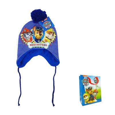 Gorro de invierno Paw Patrol con bolsa regalo