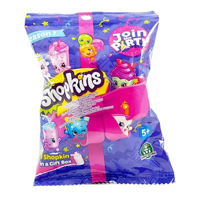 Sobres Shopkins Join the Party serie 7