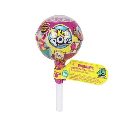 Wholesaler of Piruleta Pikmi Pops Surprise con 1 peluche perfumado