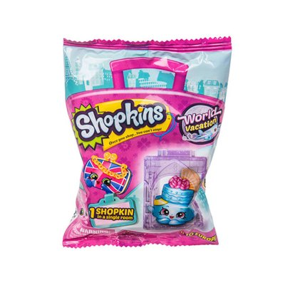 Sobres Shopkins World Vacation serie 8