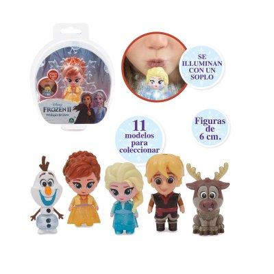 Wholesaler of Expositor figuras Whisper & Glow Frozen II