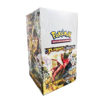 Sobres de cartas Pokémon Turbo Límite