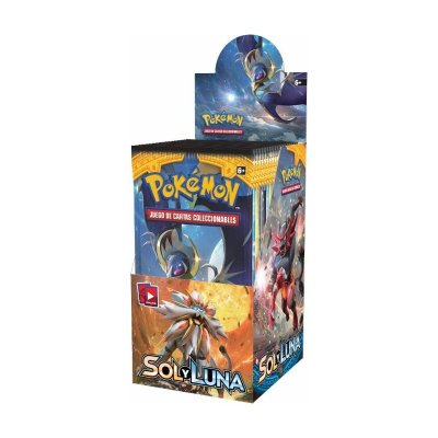 Wholesaler of Sobres de 10 cartas Pokémon Sol y Luna
