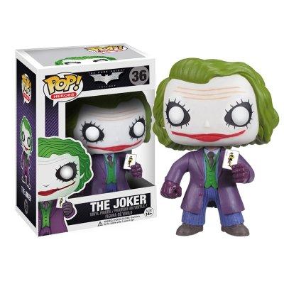 Figura Funko POP! Vynil Bobble 36 DC Joker El Caballero Oscuro
