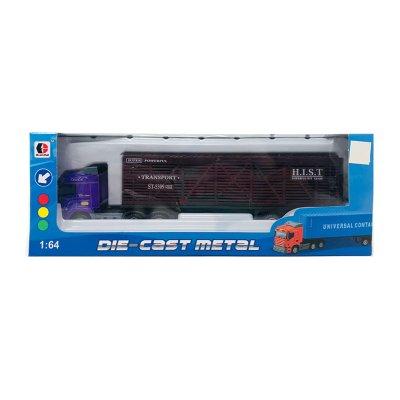 Miniatura vehículos camión 1804-1F Die-Cast Metal 1:64