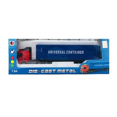 Miniatura vehículos camión 1804-1A Die-Cast Metal 1:64