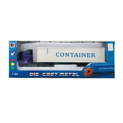 Wholesaler of Miniatura vehículos camión 1804-1G Die-Cast Metal 1:64