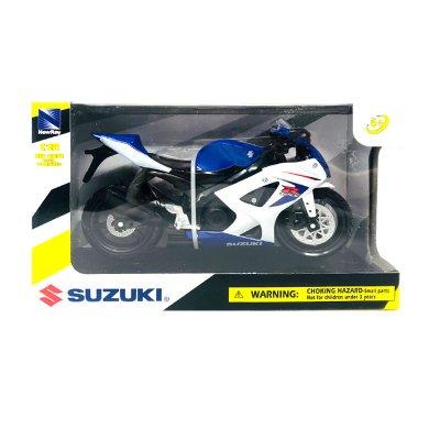 Wholesaler of Miniatura moto Suzuki GSX-R1000 1:12