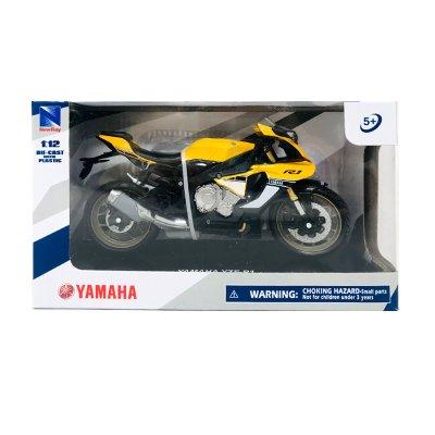 Wholesaler of Miniatura moto Yamaha YZF-R1 1:12