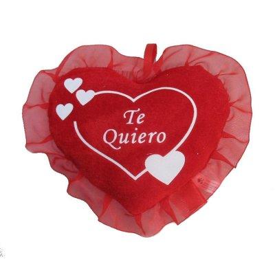 Distribuidor mayorista de Peluche corazón 20cm