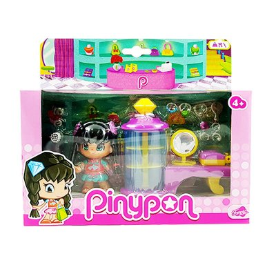 Playset Pinypon City Boutique Joyería
