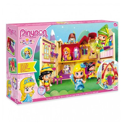 Playset Casa de los Cuentos Pinypon