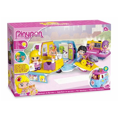Playset Ambulancia de mascotas Pinypon