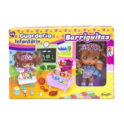 Barriguitas Playset Guarderia