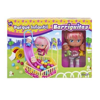 Barriguitas Playset Parque Infantil