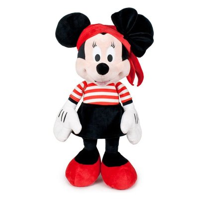 Peluche Minnie Mouse Pirata soft 53cm 20""