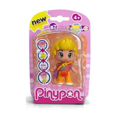 Figura Pinypon serie 7 modelo chico