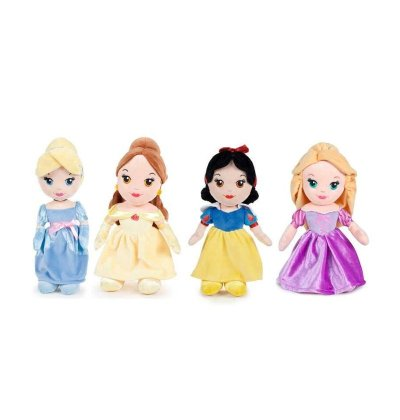 Peluches Princesas Disney 30cm