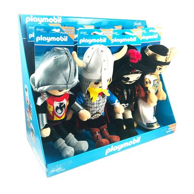Wholesaler of Peluches Playmobil 2 30cm