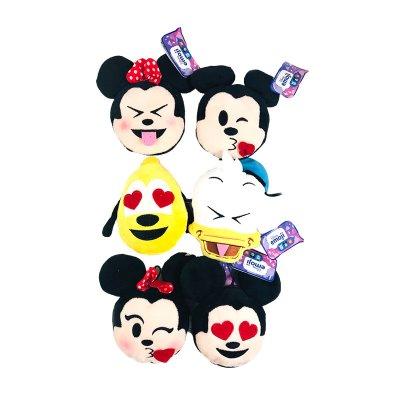 Beanbags peluches Disney Emoji 10cm - modelo 4