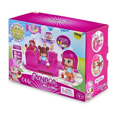 Playset Pinypon Max is Max Tienda de chuches