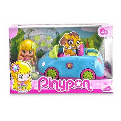 Coche Picnic Pinypon con accesorios